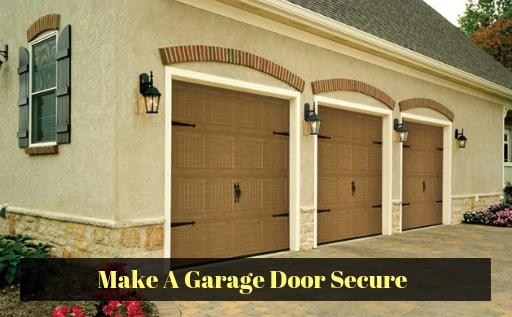 Gaurage Door Secure