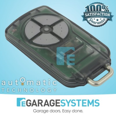 ATA PTX5v2 TrioCode128 4-Button Transmitter
