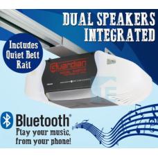 Guardian 628FCA 3/4HP Sectional Door Motor With Bluetooth Speakers