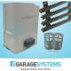 ATA NeoSlider800 Sliding Gate Motor & 4m Gate Racking - 60198