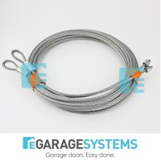 Sectional Door Lifting Cable Suits B&D Panelmasta 4.8m Length