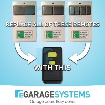ATA TXA Compatible Replacement Remote