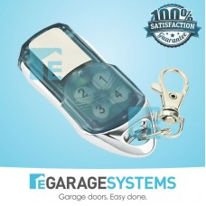 Compatible Superlift Avanti Garage Door Remote - Modern Clear