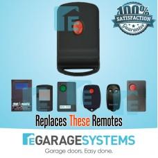 Compatible TRG306 Remote