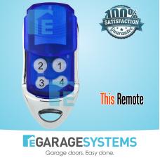 B&D 4333A 4335A Compatible Transmitter - Modern Blue