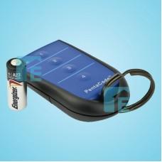 Elsema PCK43304 Pentacode Blue 4 Button Remote