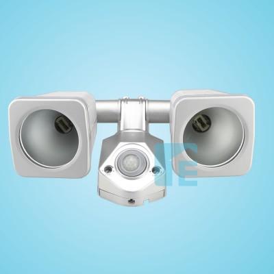 Chamberlain Sensor Light Silver LED Head With 140° Sensor