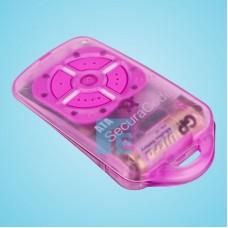 ATA PTX4 SecuraCode Pink 4-Button Transmitter