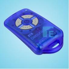 ATA PTX4 SecuraCode Blue - 4 Button Transmitter