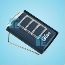 Boss BHT3 3-Button Transmitter - 433MHz Frequency