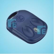Fadini Astro Blue 2 Button 43 Piccolo