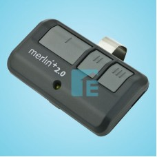 Merlin E943M Security+2.0 3 Channel Transmitter with Car Visor Clip