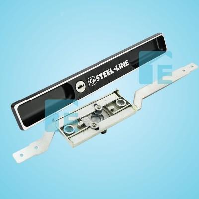 Steel-Line Garage Door Lock