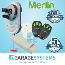 Merlin QuietDrive MR650EVO & Keypad