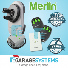 Merlin SilentDrive MR850EVO & Battery Back Up