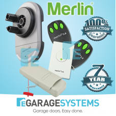 Merlin SilentDrive MR850EVO & Keypad