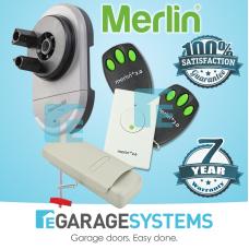 Merlin SilentDrive MR850EVO & Keypad