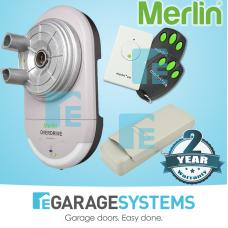 Merlin OverDrive MRC950EVO Light Commercial Motor & Keypad