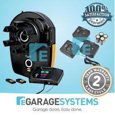ATA GDO10v3 Toro Industrial Commercial Roller Door Motor & Wireless Safety Beams