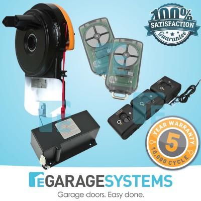 ATA GDO6v4 EasyRoller Gen2, Battery Back-Up & Wireless Safety Beam System