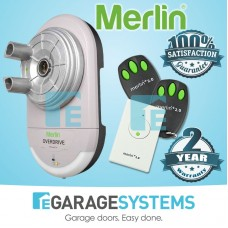 Merlin Light Commercial Roller Door Motor OVERDRIVE