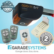 ATA GDO-11 Ero with Steel Belt C-Rail + Wireless Keypad