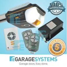 ATA GDO-9v2 Enduro Gen2 with Aluminium Chain C-Rail + Battery Back Up