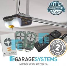ATA GDO-9v2 Enduro Gen2 with Aluminium Chain C-Rail + Wireless Safety Beam System