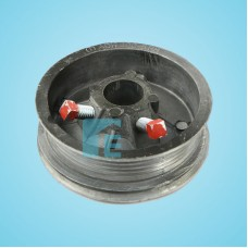 B&D Cable Drum Right Hand Side 400-8 RH Black