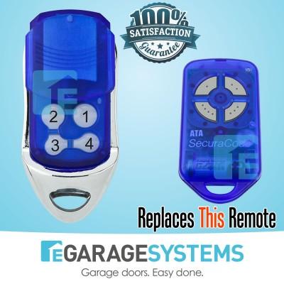 ATA PTX4 Compatible Transmitter - Modern Blue