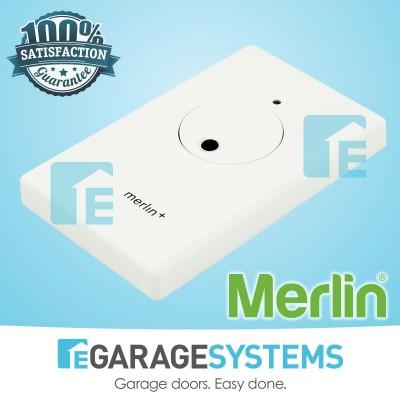 Merlin CM128 433MHz AM Wireless Wall Button