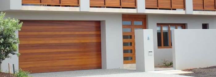 Steel Line Timber Range Garage Doors Albury Wodonga Installation