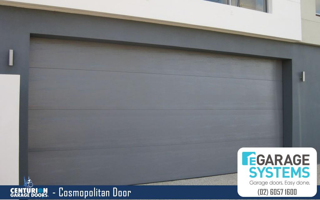 Click to enlarge image centurion_cosmopolitan_garage_door_01.jpg ... & Centurion Cosmopolitan Garage Doors | Albury Wodonga Installation ...