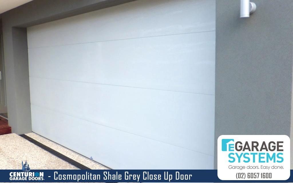 Centurion Cosmopolitan Garage Doors Albury Wodonga Installation