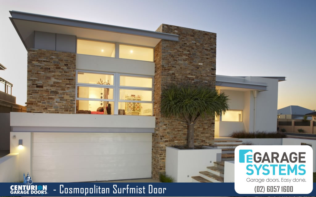 Centurion Cosmopolitan Garage Doors Albury Wodonga
