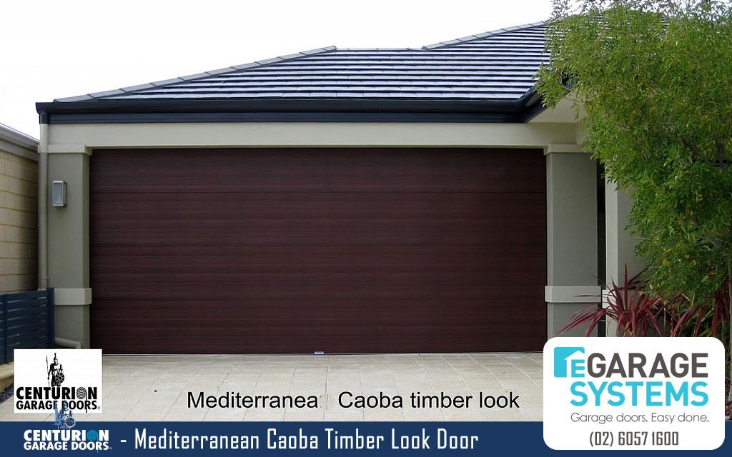 Centurion mediterranean garage doors albury wodonga for Mediterranean garage doors