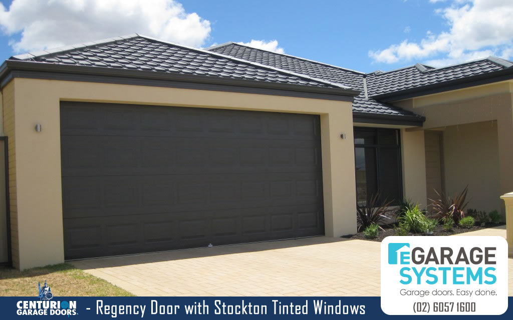 ... Click to enlarge image centurion_regency_garage_door_06.jpg ... & Centurion Regency Garage Doors | Albury Wodonga Installation u0026 Repairs