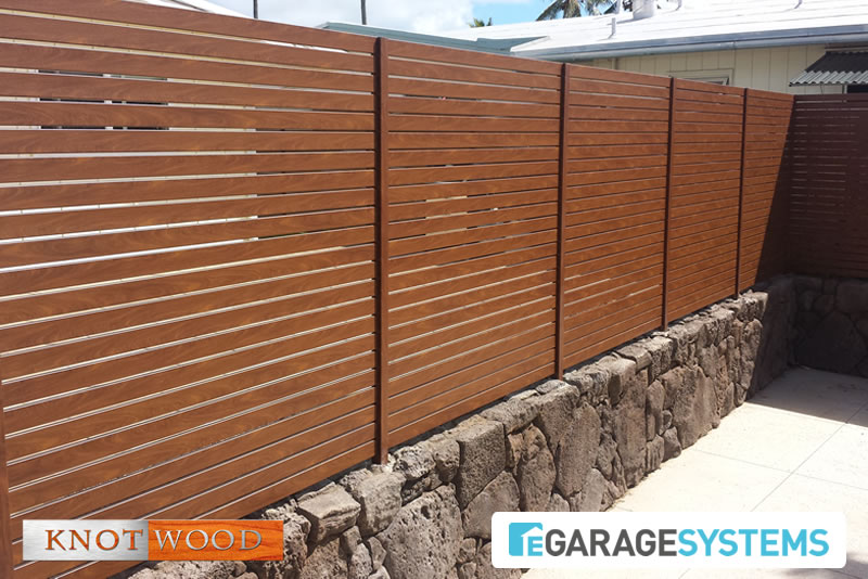 Knotwood Aluminium Privacy Screens Albury Wodonga