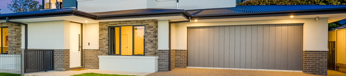 eGarage side sliding doors Albury Wodonga