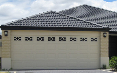 Centurion Regency Garage Doors