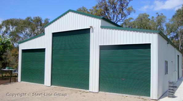 Steel Line Roller Garage Doors Albury Wodonga