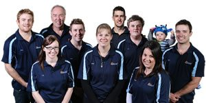 eGarage Systems Team in Albury Wodonga