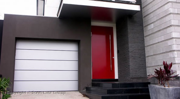Steel Line Tilt Garage Doors Albury Wodonga Installation Repairs